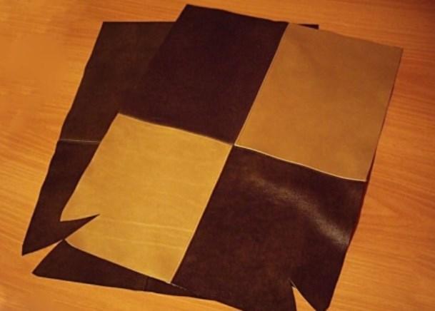 Prostaya-sumka-iz-kozhi Сумки своими руками - выкройки для пошива из ткани или кожи