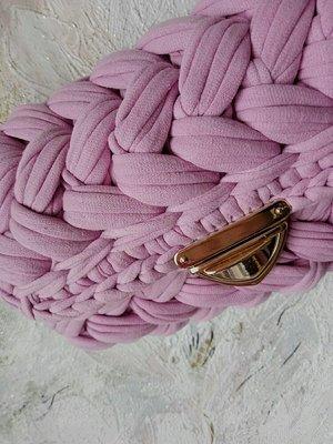 сумка зефирка особенности преимущества выбор пряжи и фурнитуры