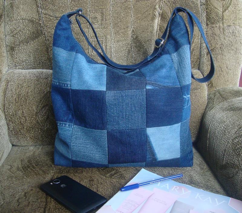 Вместительная модель торба