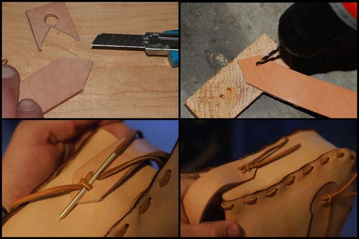 Zamochek Сумки своими руками - выкройки для пошива из ткани или кожи