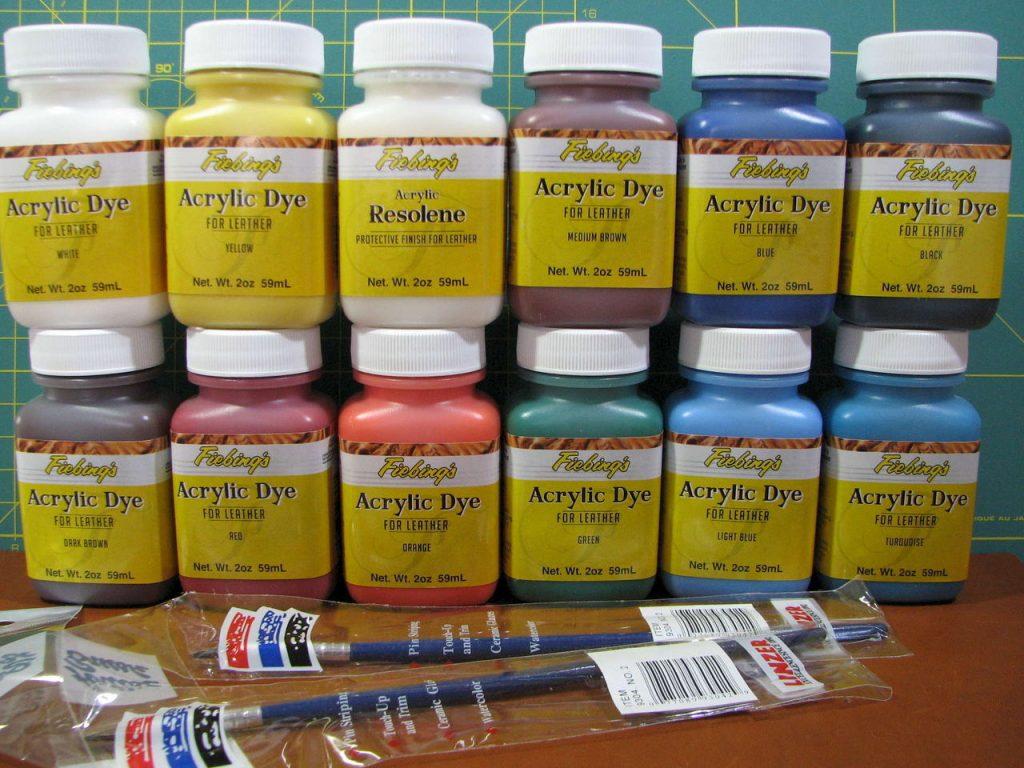 Декоративные акриловые краски