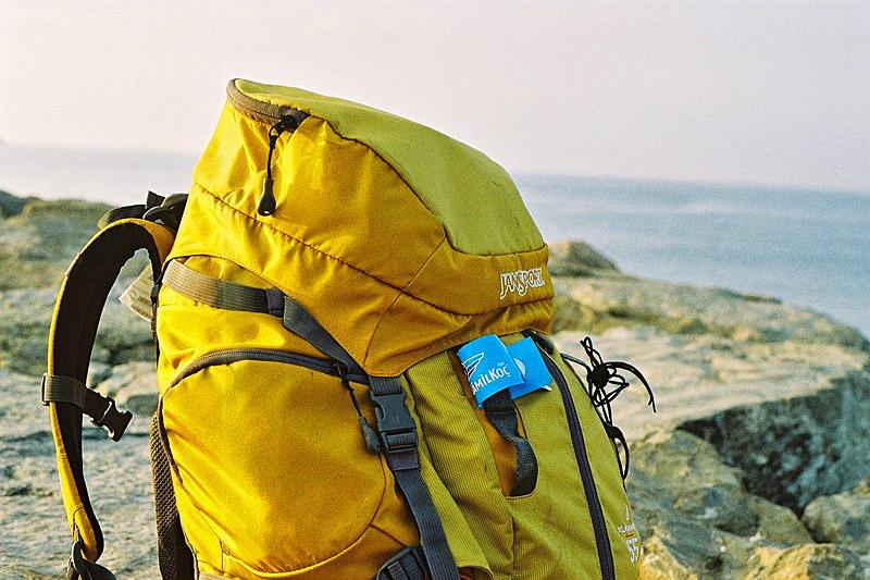 Как выбрать и сложить туристический рюкзак