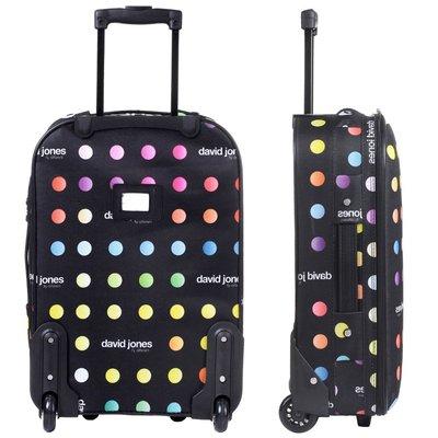Легкий чемодан