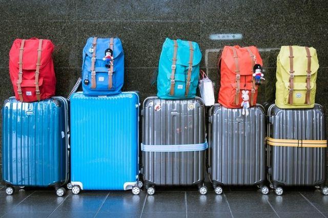 Размер сумки для ручной клади