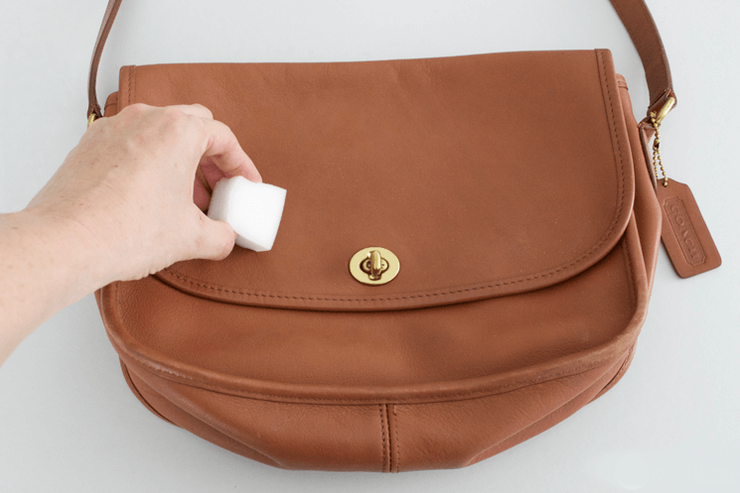 847109827707 Как почистить белую кожаную сумку в домашних условиях, лучшие методы