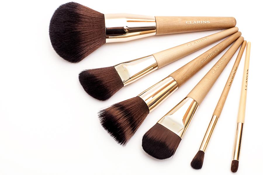 Разные кисти для макияжа
