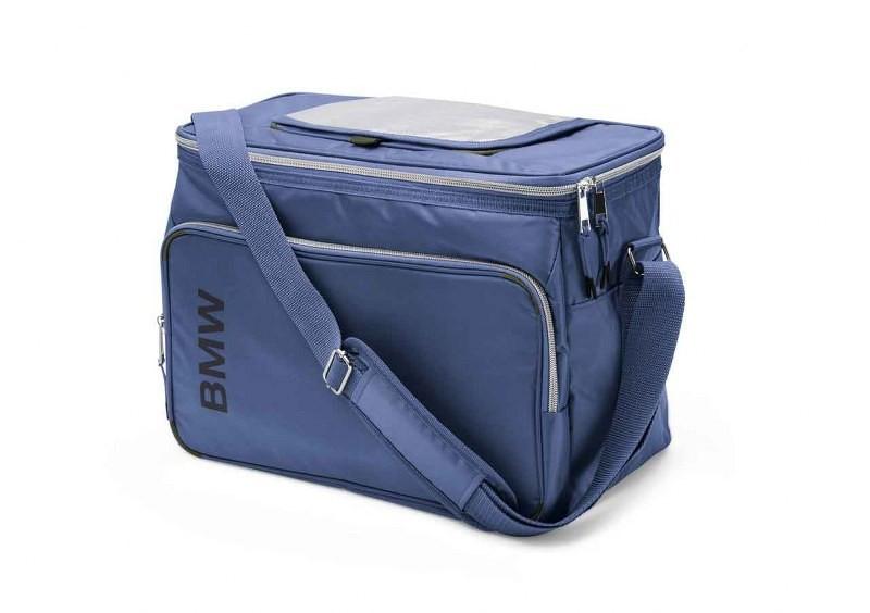 Синяя сумка-холодильник