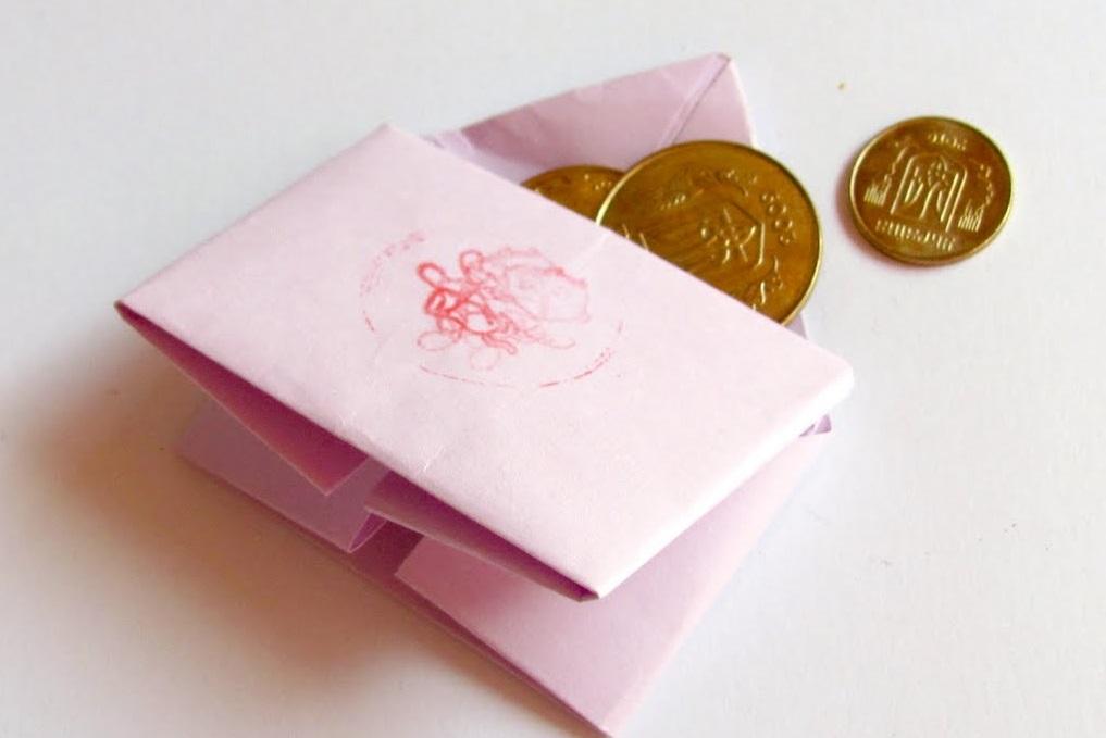 Сумочка для монет