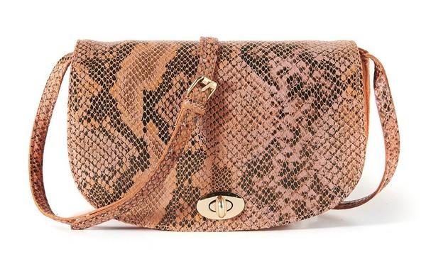 4ed460c31efa Сумки из кожи питона, изделия от известных модных домов