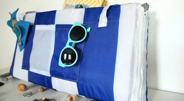 Gotovaya-sumka Большая пляжная сумка из старых джинсов своими руками