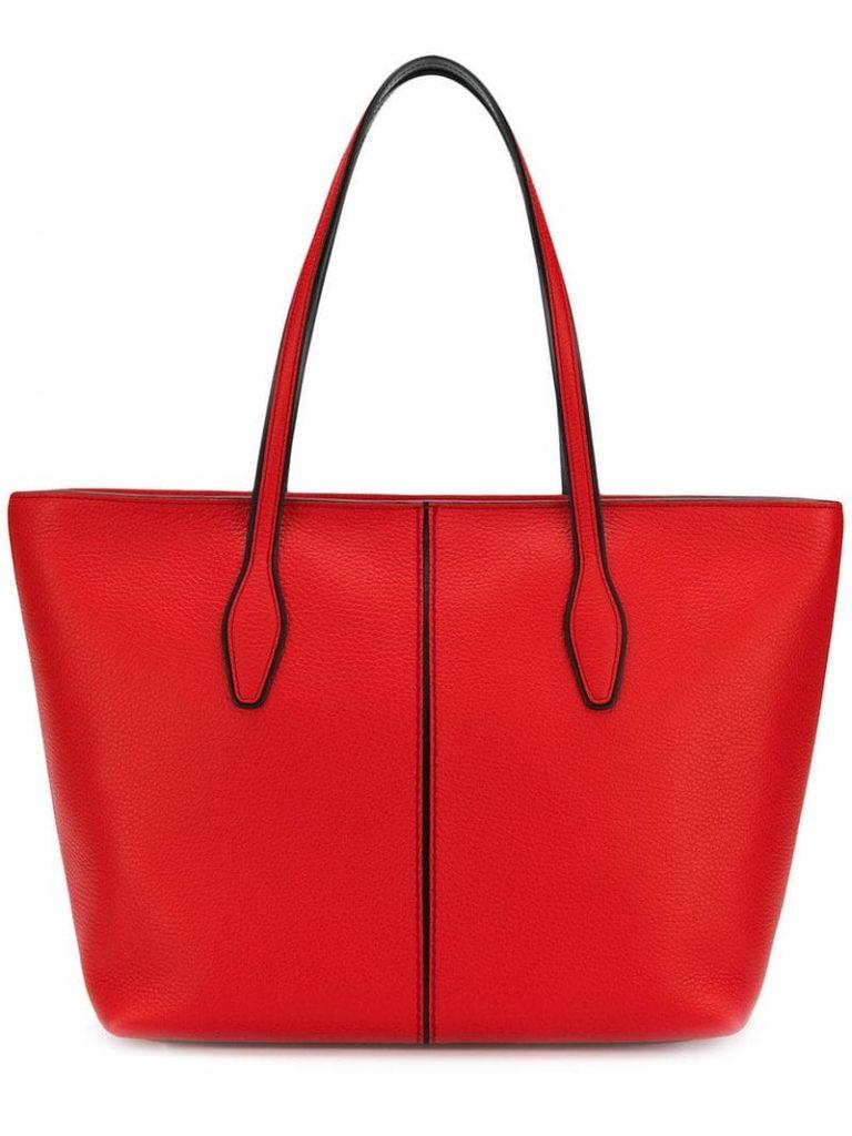 Матовая сумка