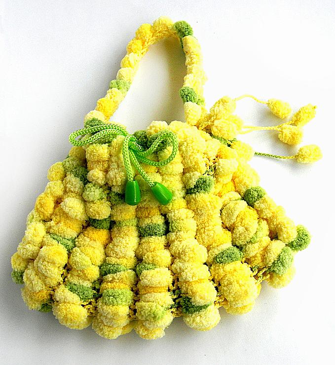 48f9515c7881 Вязаные сумки крючком, преимущества, виды пряжи, как сделать самому