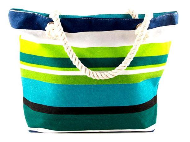 Pryamougolnaya-sumka Большая пляжная сумка из старых джинсов своими руками