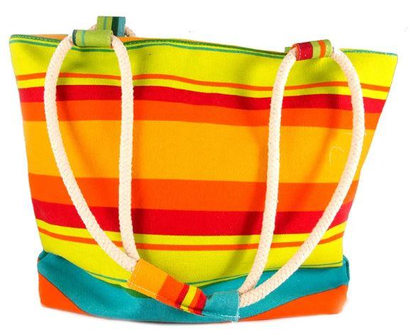Pryamougolnaya Большая пляжная сумка из старых джинсов своими руками