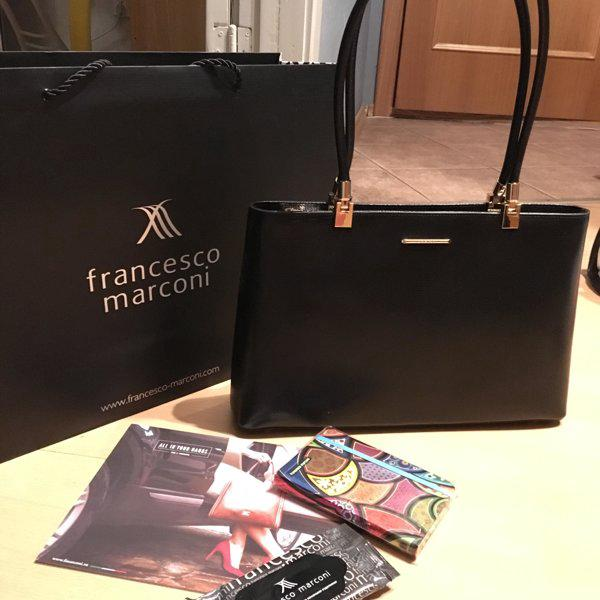 4161ce8edf9f Сумки Франческо Маркони, воплощение стиля и женственности