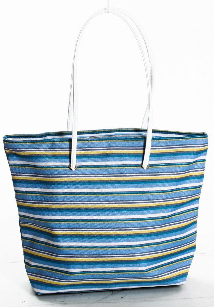 Tkan-3-714x1024 Большая пляжная сумка из старых джинсов своими руками