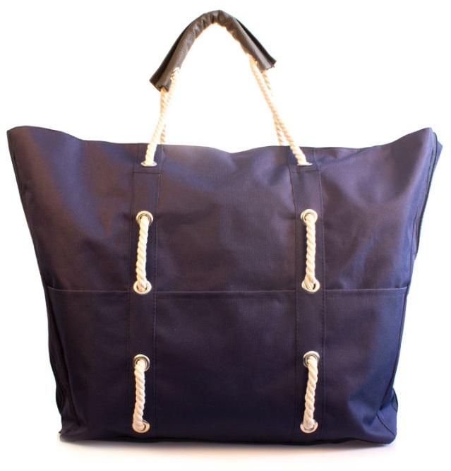 Vmestitelnost-1 Большая пляжная сумка из старых джинсов своими руками